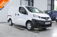 USED 2014 14 NISSAN NV200 1.5 DCI ACENTA 1d 90 BHP *RAC APPROVED DEALER*