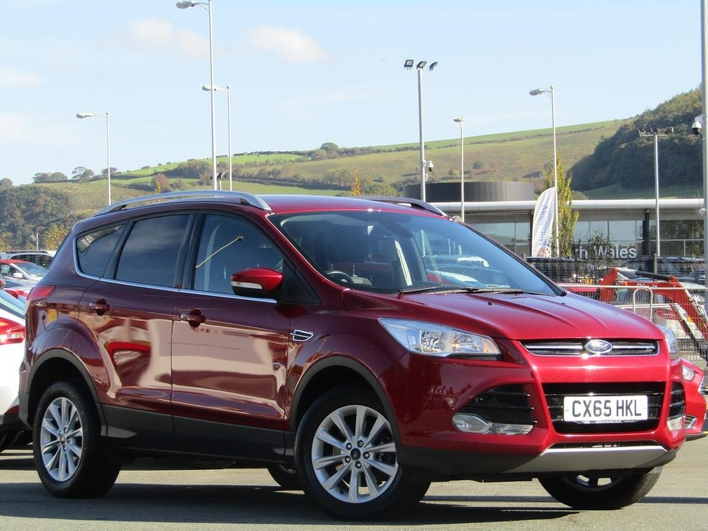 View our 2015 65 FORD KUGA 2.0 5dr