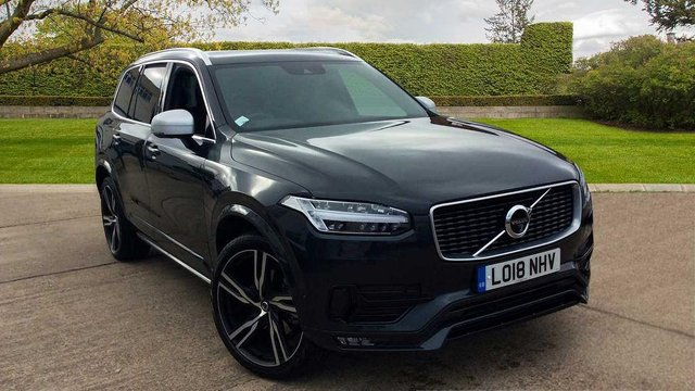 View our 2018 18 VOLVO XC90 2.0 5dr