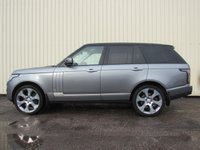 USED 2013 13 LAND ROVER RANGE ROVER 3.0 TDV6 AUTOBIOGRAPHY 5d AUTO 258 BHP