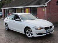 2012 BMW 3 SERIES 320D EFFICIENTDYNAMICS (£20 TAX) 4dr £7990.00