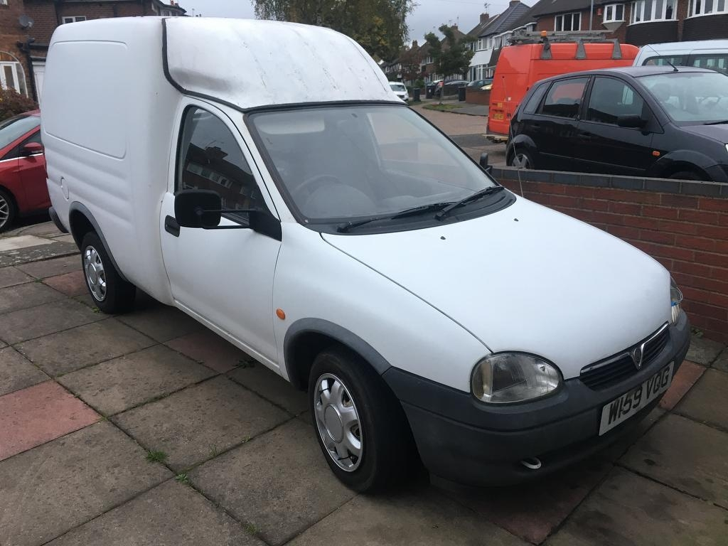View our 2000 VAUXHALL ASTRA 1.7 D Epic Ltd Edn Panel Van