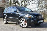 2008 KIA SORENTO 2.5 TITAN 5d 168 BHP £4450.00