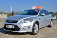 USED 2012 FORD MONDEO 2.0 ZETEC BUSINESS EDITION TDCI 5d 138 BHP MULTI-FUNCTION STEERING WHEEL