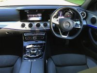 USED 2016 16 MERCEDES-BENZ E CLASS 2.0 E220d AMG Line 9G-Tronic (s/s) 4dr 1OWNER+£30 TAX+REV CAM+HSEATS