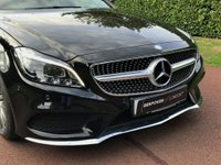 USED 2016 16 MERCEDES-BENZ CLS CLASS 2.1 CLS220 AMG Line 7G-Tronic Plus 4dr 1OWNER+LOW MILES+COMMAND+2KEYS