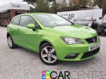 View our 2014 14 SEAT IBIZA 1.4 TOCA 3d 85 BHP