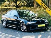 2005 BMW 3 SERIES 3.0 330CI SPORT 2d AUTO 228 BHP £5000.00