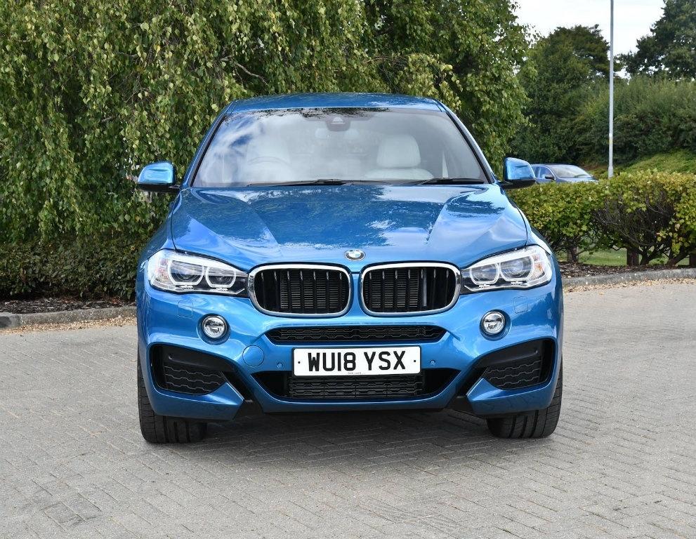 BMW X6 at Click Motors