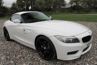 2011 BMW Z4 3.0 Z4 SDRIVE30I M SPORT HIGHLINE EDITION 2d 254 BHP £13395.00
