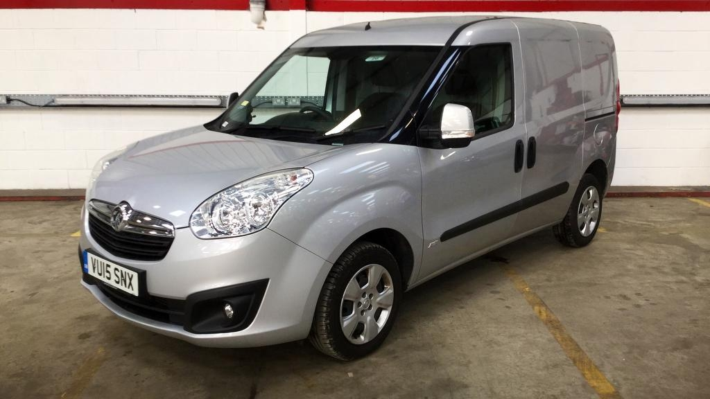 View our 2015 15 VAUXHALL COMBO 2000 L1 SPORTIVE 1.3 CDTI