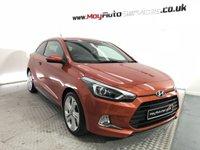 2015 HYUNDAI I20 1.4 CRDI SPORT NAV 3d 89 BHP £7750.00