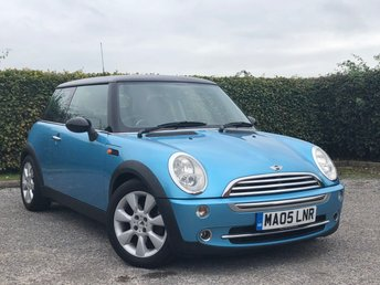 2005 MINI HATCH COOPER 1.6 COOPER 3d £2350.00