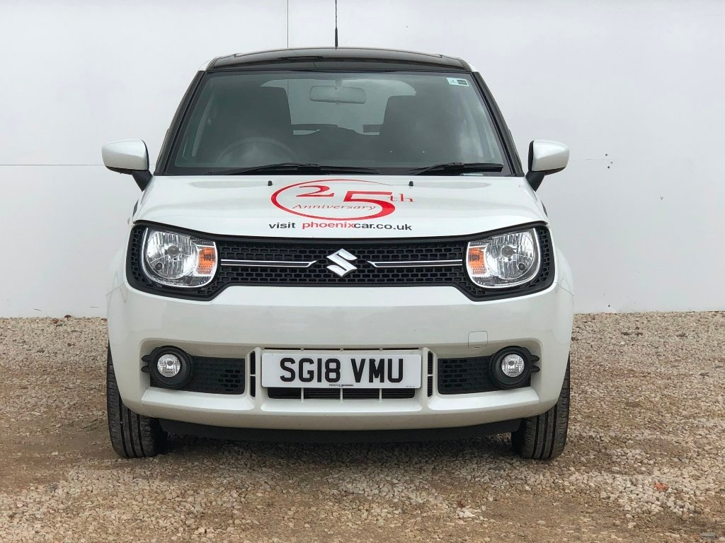 SUZUKI IGNIS at Click Motors