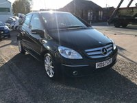 USED 2008 57 MERCEDES-BENZ B CLASS 1.5 B150 SE 5d AUTO 94 BHP 9 MAIN DEALER SERVICE STAMPS-AUTO-PETROL-1 FORMER KEEPER-CRUISE CONTROL-LOW MILEAGE
