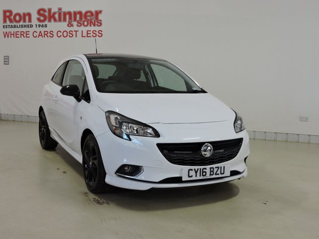 View our 2016 16 VAUXHALL CORSA 1.4 LIMITED EDITION S/S 3d 99 BHP