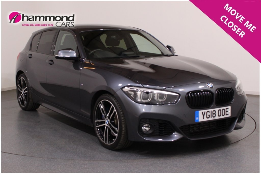 View our 2018 18 BMW 1 SERIES 1.5 118i M Sport Shadow Edition Sports Hatch (s/s) 5dr