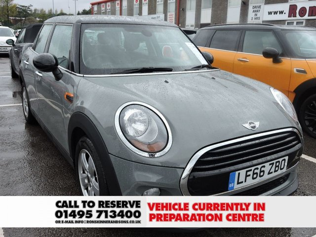 View our 2016 66 MINI HATCH COOPER 1.5 COOPER D 5d 114 BHP with Media Pack XL
