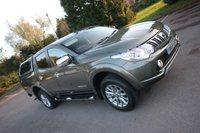 2015 MITSUBISHI L200 2.4 DI-D 4X4 BARBARIAN DOUBLE CAB 178 BHP + HARDTOP £SOLD
