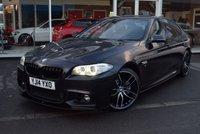 2014 BMW 5 SERIES 2.0 520D M SPORT 4d AUTO 181 BHP £17490.00