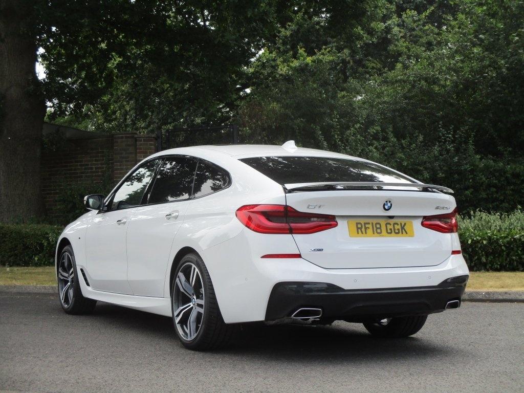 BMW 6 SERIES at Click Motors