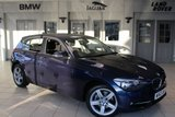 USED 2013 63 BMW 1 SERIES 2.0 120D XDRIVE SPORT 5DR 181 BHP - full bmw service history  FULL BMW SERVICE HISTORY + REVERSE CAMERA + DAB RADIO + BLUETOOTH + CRUISE CONTROL + AIR CONDITIONING + 18 INCH ALLOYS