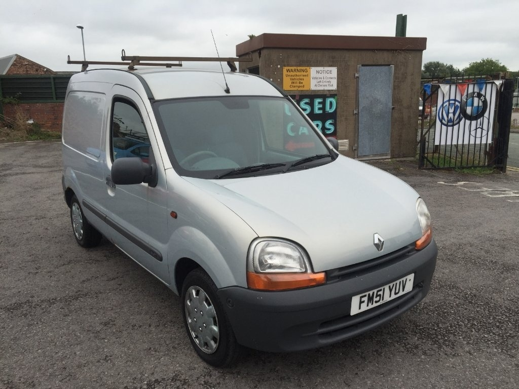View our 2002 51 RENAULT KANGOO  1.9 dTi 880dTi Panel Van 3dr