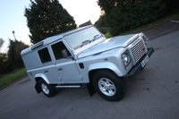 2010 LAND ROVER DEFENDER 2.4 110 TD XS UTILITY WAGON 121 BHP AIR CON £19990.00