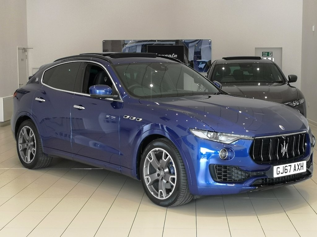 MASERATI LEVANTE at Click Motors