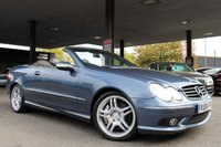 2004 MERCEDES-BENZ CLK 5.4 CLK55 AMG 2d AUTO 367 BHP £9990.00