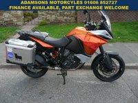 2013 KTM 1190 ADVENTURE 13 1195cc 1190 ADVENTURE 13  £6995.00