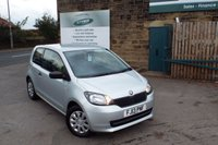 USED 2013 13 SKODA CITIGO 1.0 S 12V 3d 59 BHP FULL Service History Two Owners Only £20 Road Tax