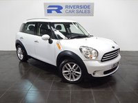 2012 MINI COUNTRYMAN 1.6 COOPER D 5d 112 BHP £7000.00