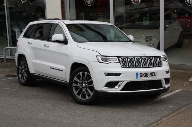 View our 2018 18 JEEP GRAND CHEROKEE 3.0 CRD Summit 4x4 5dr