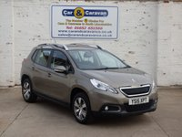 USED 2015 15 PEUGEOT 2008 1.4 HDI ACTIVE 5d 68 BHP Service History Air Con + DAB Buy Now, Pay in 2 Months!
