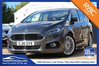 2016 FORD S-MAX}