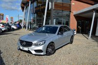 2015 MERCEDES-BENZ E CLASS 2.1 E220 BLUETEC AMG NIGHT EDITION 4d AUTO 174 BHP £16495.00