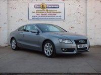 2011 AUDI A5 2.0 TFSI SE 2d 208 BHP £8988.00