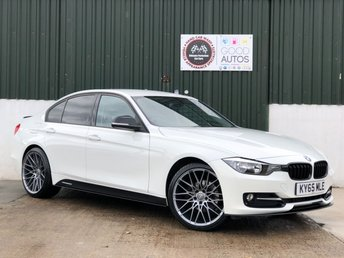 2015 BMW 3 SERIES 2.0 320D SPORT 4d AUTO 181 BHP £16995.00