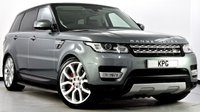 USED 2014 64 LAND ROVER RANGE ROVER SPORT 3.0 SD V6 HSE 4X4 (s/s) 5dr Auto Pan Roof, Electric Towbar, 22s