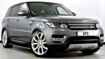 2014 LAND ROVER RANGE ROVER SPORT 3.0 SD V6 HSE 4X4 (s/s) 5dr Auto £39995.00