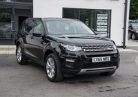 2015 LAND ROVER DISCOVERY SPORT 2.0 TD4 HSE 5d 180 BHP £25890.00