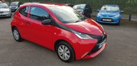 USED 2015 65 TOYOTA AYGO 1.0 VVT-I X 3d ONE OWNER FROM NEW WITH LOW MILEAGE  NO DEPOSIT  PCP/HP FINANCE ARRANGED, APPLY HERE NOW