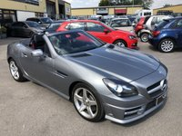 2011 MERCEDES-BENZ SLK 1.8 SLK200 BLUEEFFICIENCY AMG SPORT ED125 2d AUTO 184 BHP