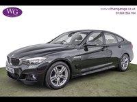 2014 BMW 3 SERIES 2.0 320D M SPORT GRAN TURISMO 5d AUTO 181 BHP £14495.00