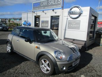 2009 MINI HATCH COOPER 1.6 COOPER D 3d 108 BHP £3995.00