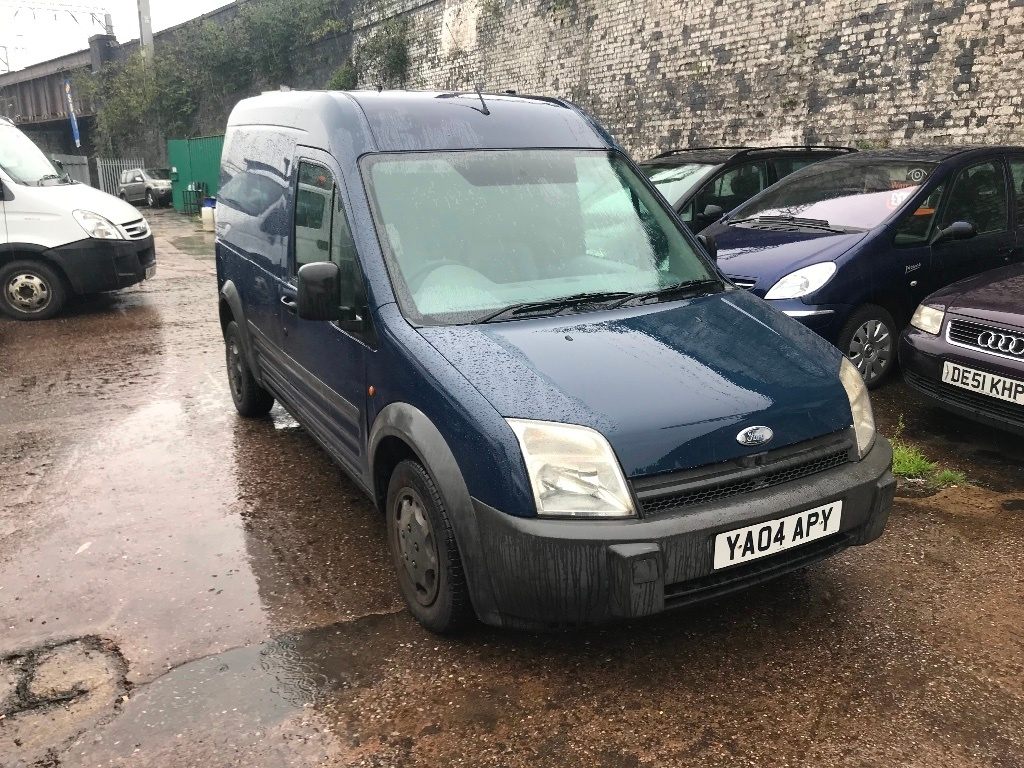 View our 2004 04 FORD TRANSIT CONNECT 1.8 TDdi T220 LWB L High Roof 4dr