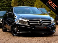 USED 2015 65 MERCEDES-BENZ A CLASS 2.1 A200 CDI AMG SPORT 5d AUTO 136 BHP