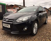 USED 2011 61 FORD FOCUS 1.6 ZETEC TDCI 5d 113 BHP FINANCE AVAILABLE ON THIS CAR