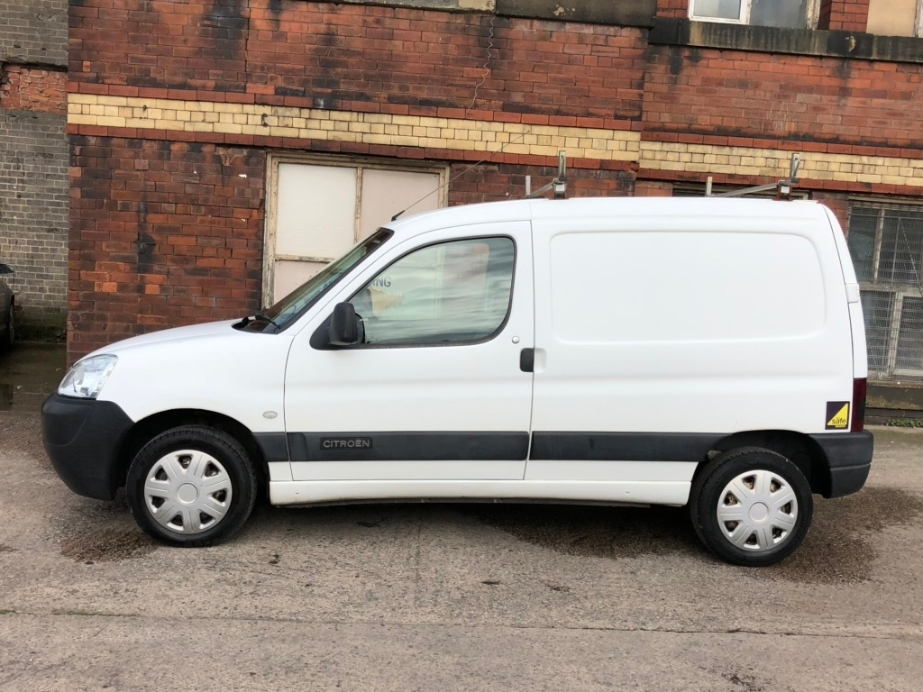 CITROEN BERLINGO at Click Motors